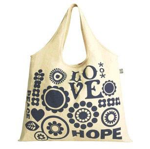 帆布包制作 环保袋定制