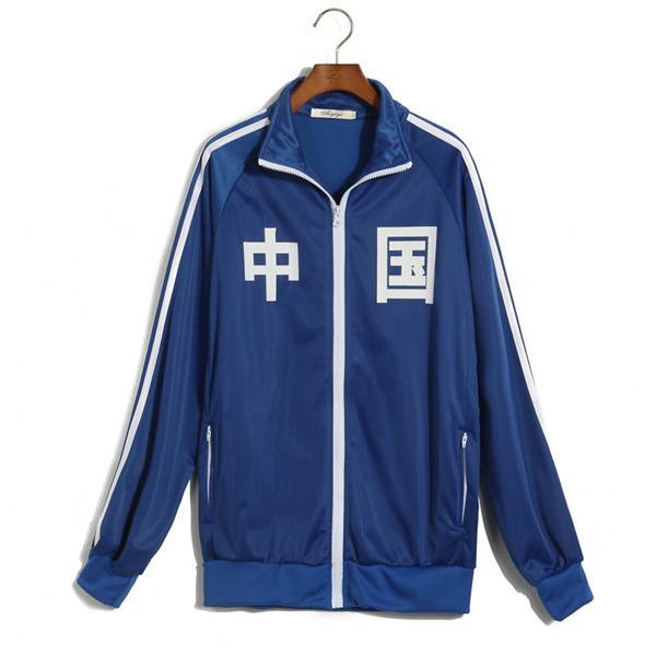 复古中国运动服套装