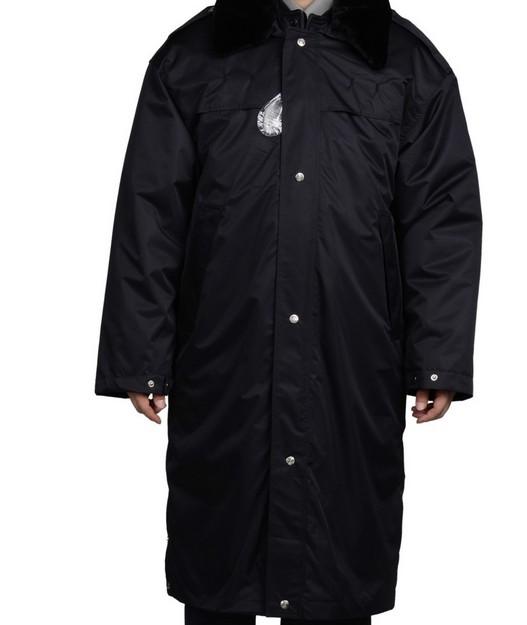 保暖棉保安大衣