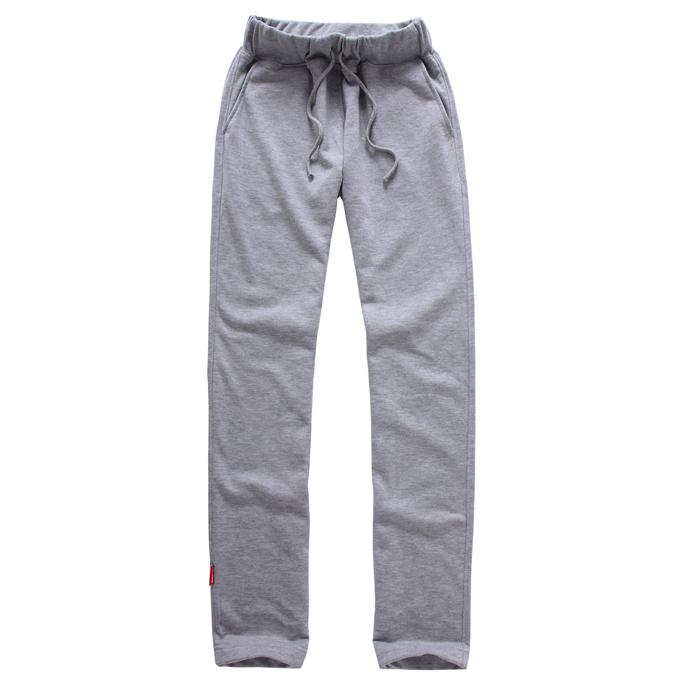 卫裤--灰色